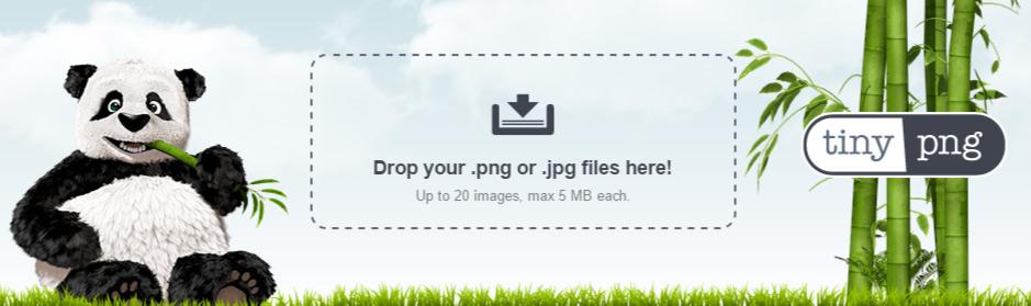 TyniPNG: tool gratuito per ottimizzare le immagini sul web