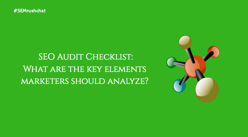Key elements of SEO audit