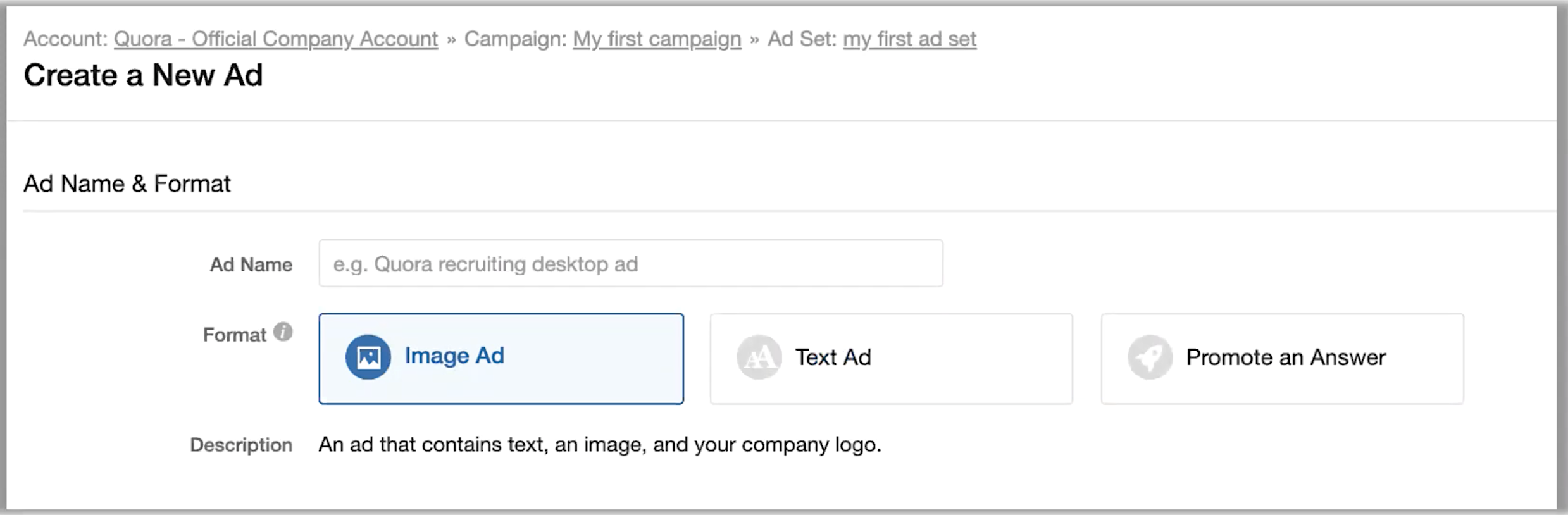 Weekly Wisdom with JD Prater: How to Set Up Your First Quora Ad Campaign. Image 13