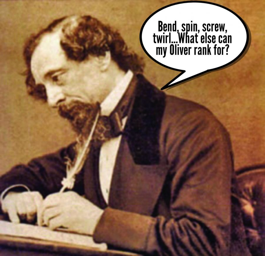 Charles Dickens keyword research