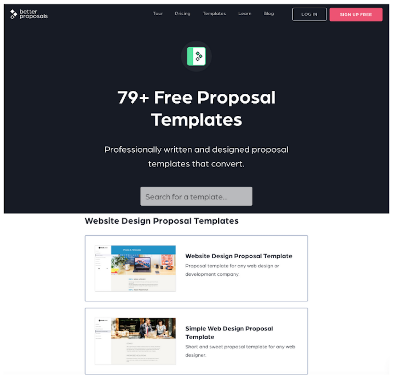 Proposal Software for Marketing Agencies: Better Proposals