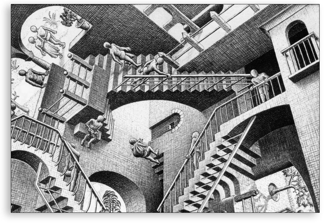visualizacion de datos - Ejemplo Escher