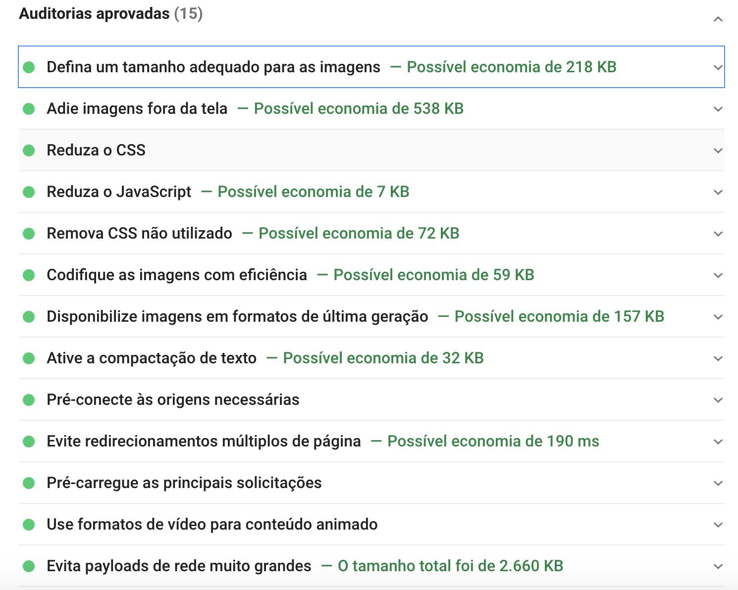 Google PageSpeed: Como conseguir nota máxima no teste . Imagem 9