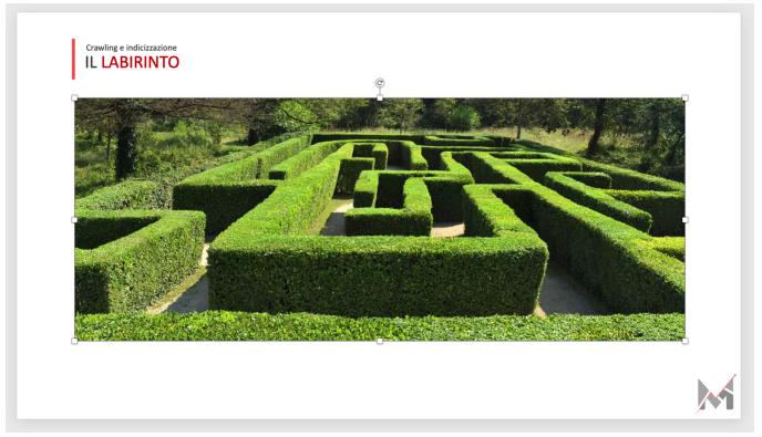 il labirinto: analisi seo di un ecommerce