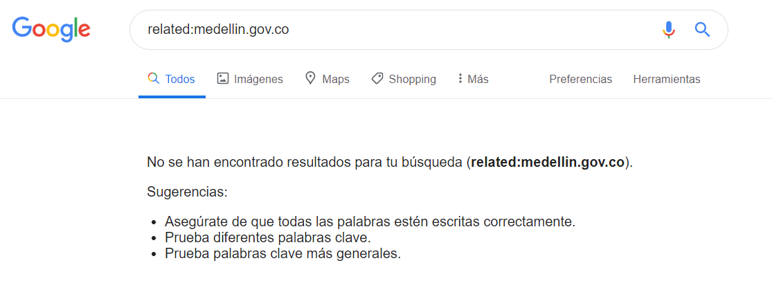 Linkbuilding de calidad - Related to footprint en Google