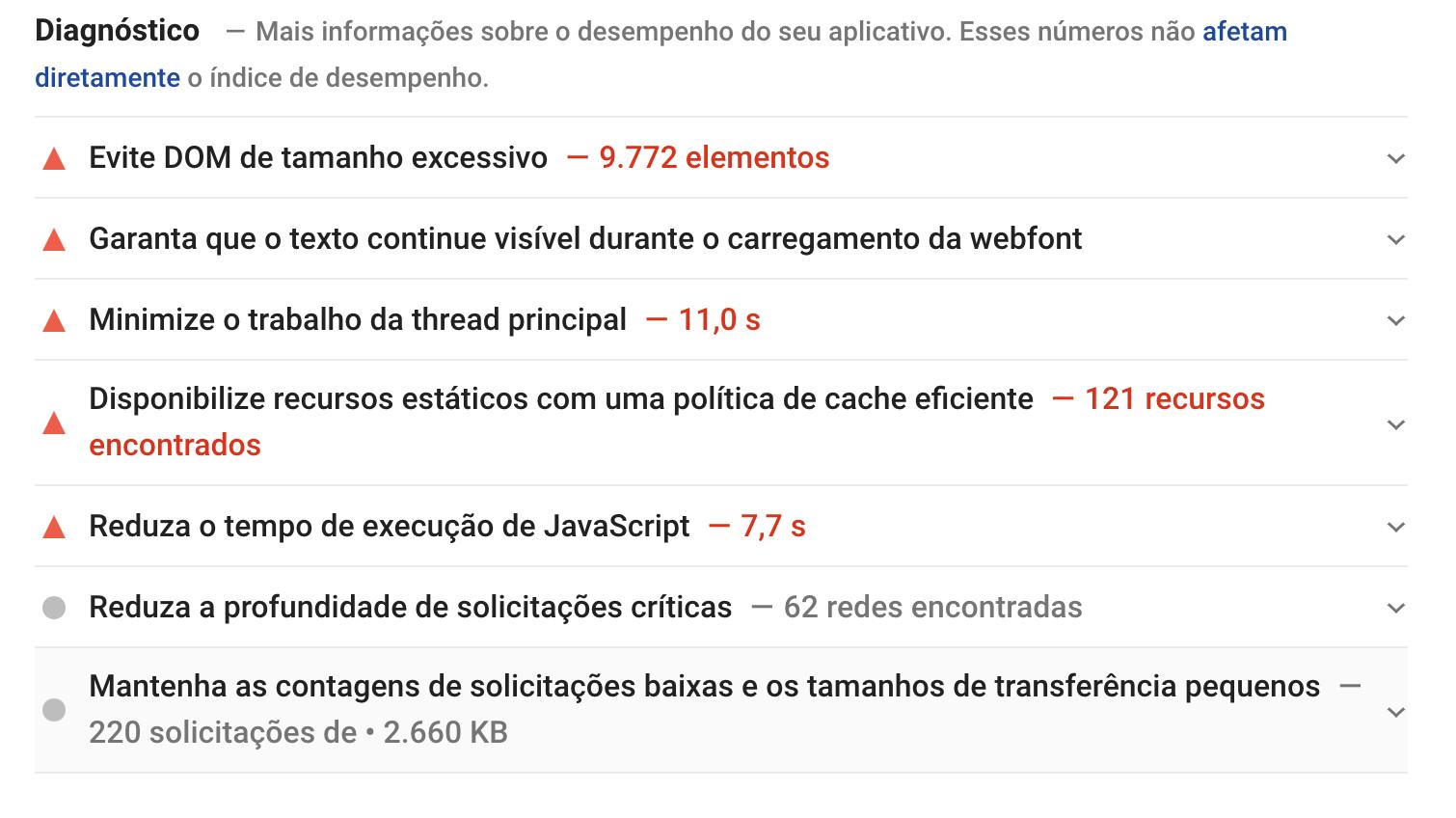 Google PageSpeed: Como conseguir nota máxima no teste . Imagem 8
