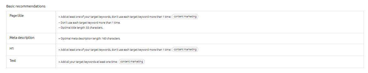 Extensión de contenidos - Congruencia de competidores