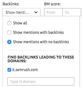 Brand monitoring tool: i blogger possono tracciare le menzioni senza backlink