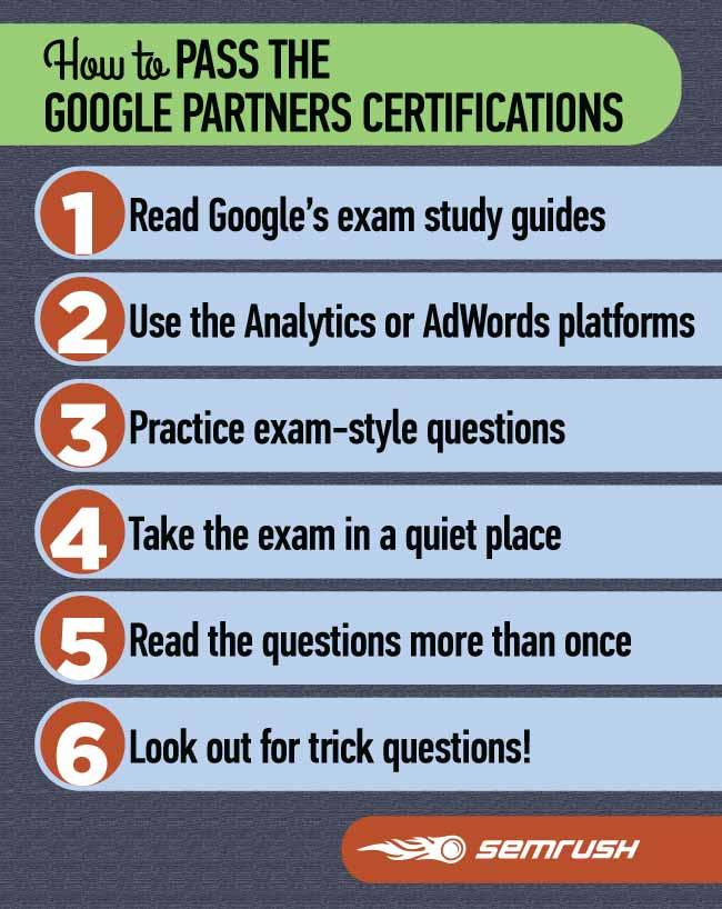 Google-Cert-Checklist