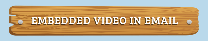 Embedded Video In Email