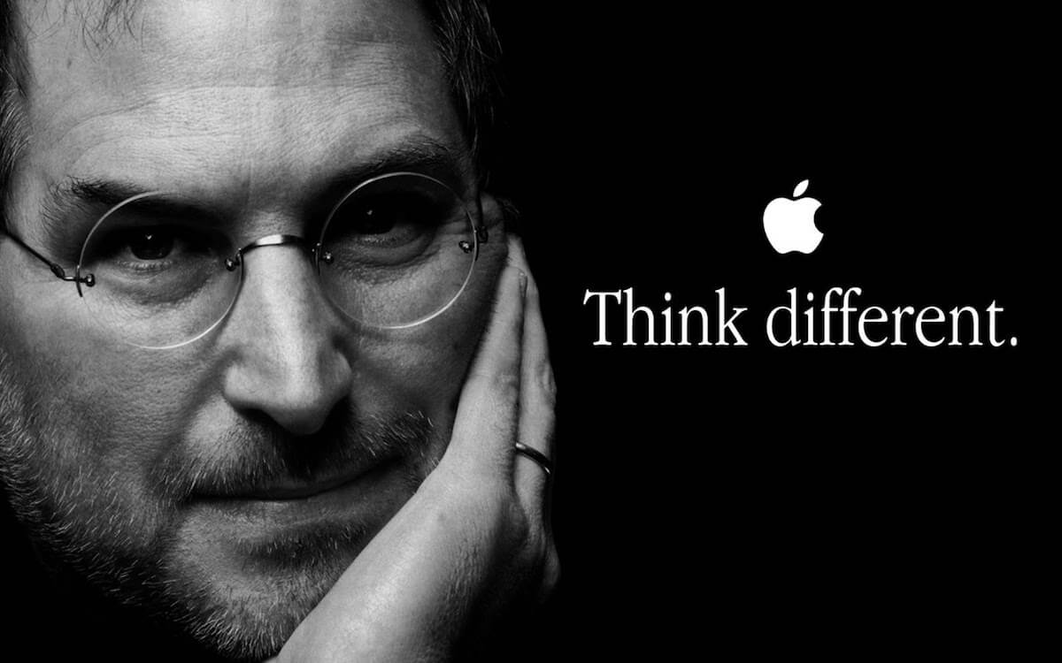La campagna marketing Think different di Apple
