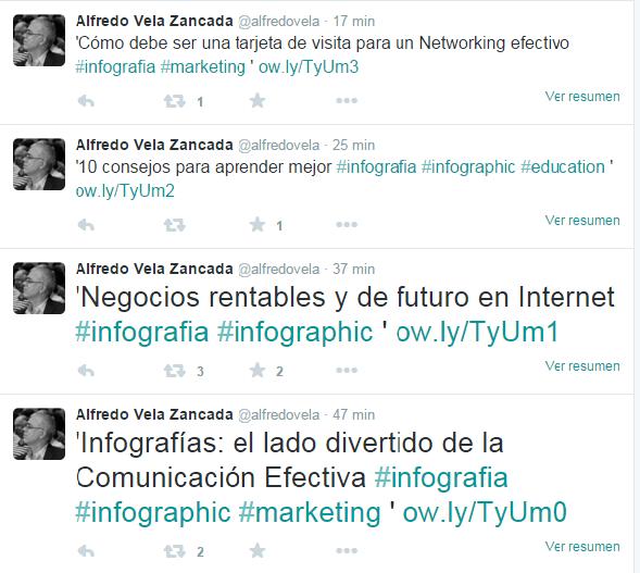 Cómo crear un hashtag-Infografía Alfredo Vela