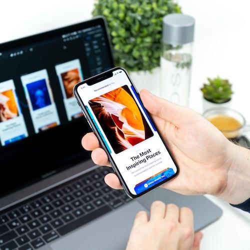 Fai ricerca sull'esperienza utente da dispositivi mobili