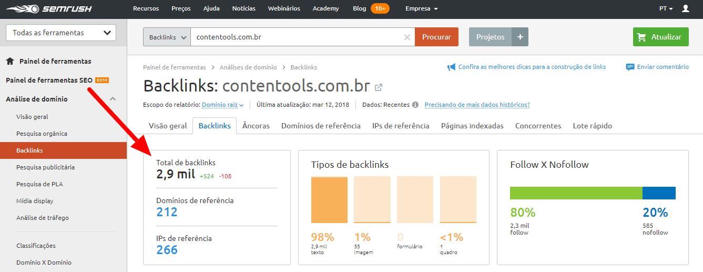 Contentools Backlinks