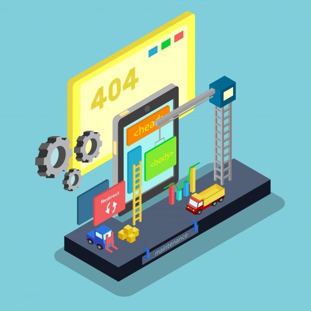 Mantenimiento web - Arquitectura web