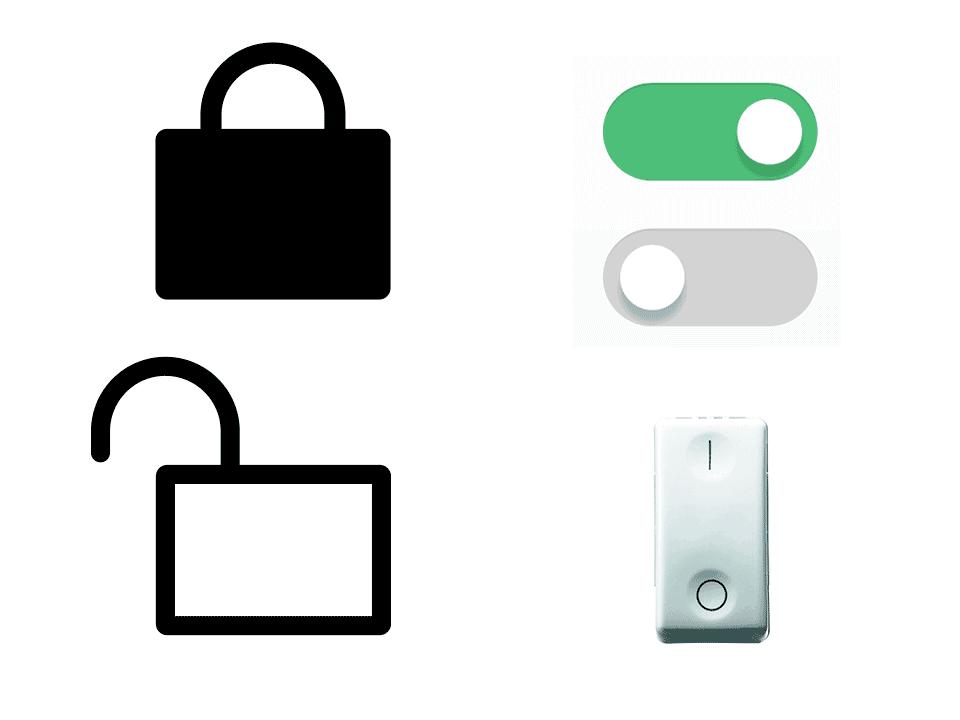 Soluzione al primo errore di User Interface per le chiavi auto