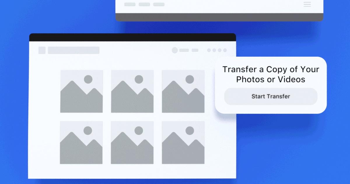 Transfert Facebook - tendances et actualité du digital marketing