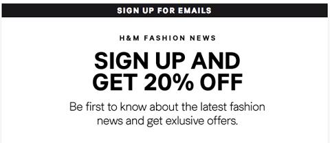 newsletter-signup-incentive
