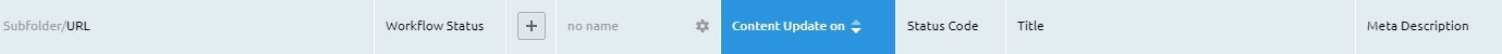 Análisis de contenidos - Cabecera 1