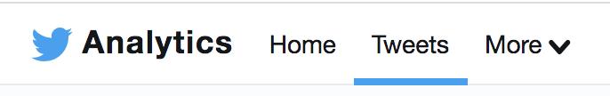 twitter tweets button