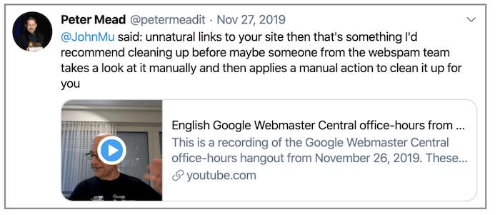 consigli per non essere penalizzato da google