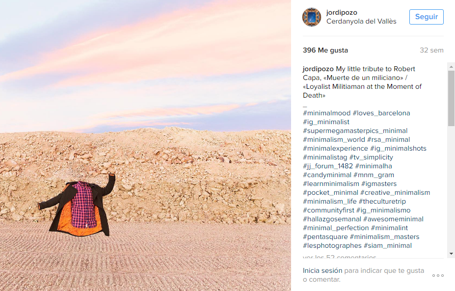 Acciones Instagram - la realidad a tu antojo