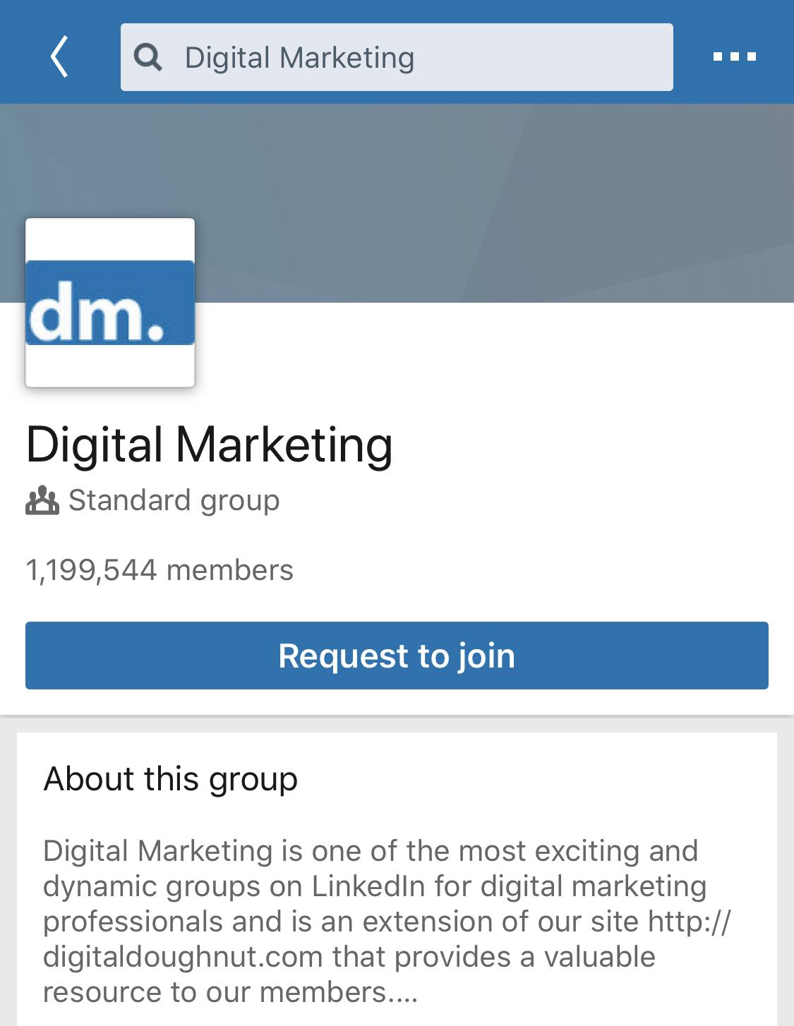 Cómo crear una comunidad online - Grupos de LinkedIn