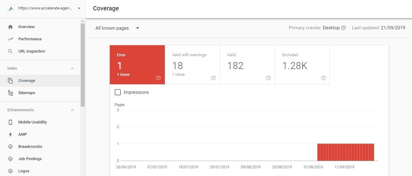 The Definitive Guide to Google Search Console. Image 6