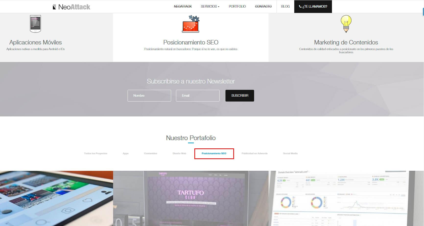 Usabilidad web para mejorar la Gestión y Control de Enlaces Internos