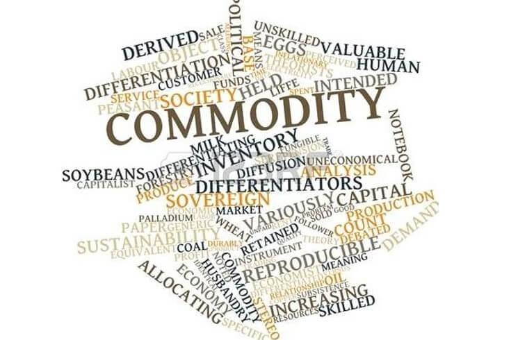 Estrategias de commodities en Marketing