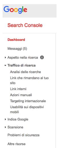 Traffico di ricerca: come impostare la gestione multilingue su Search Console