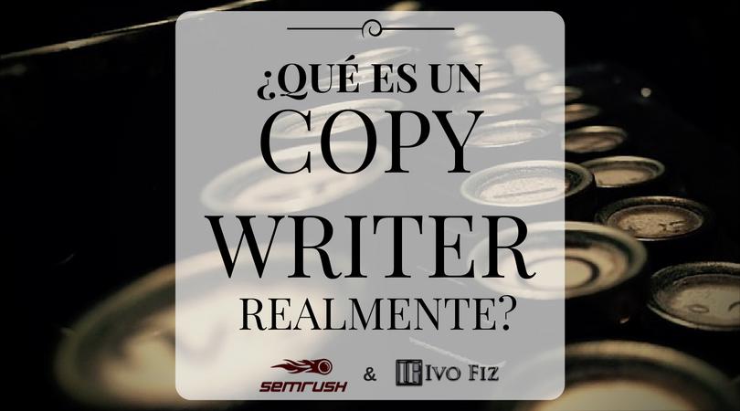 copywriter que es