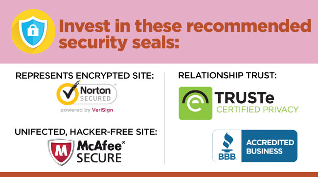Invest in security seals