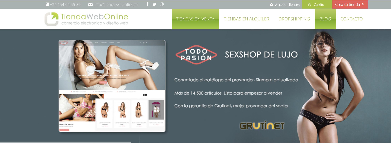 SEO para dropshipping - tiendawebonline.es