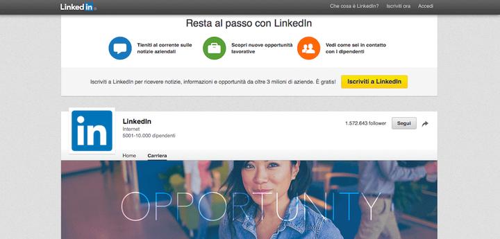 Perché puntare su una strategia di personal branding con Linkedin