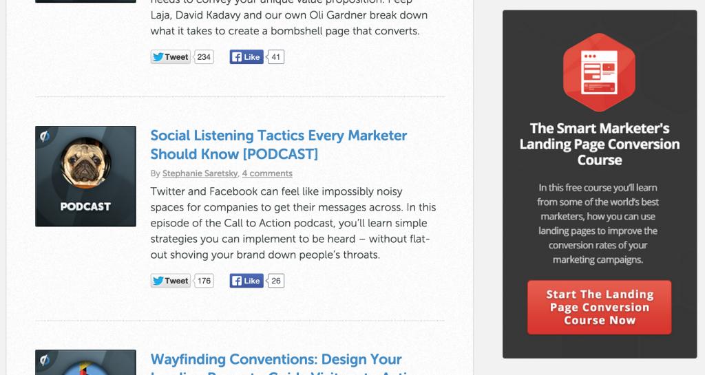 Lead Bait - Unbounce Marketing