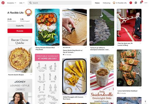 Pinterest: O Que É e Como Otimizar Imagens e Descrições em 2020 . Imagem 0
