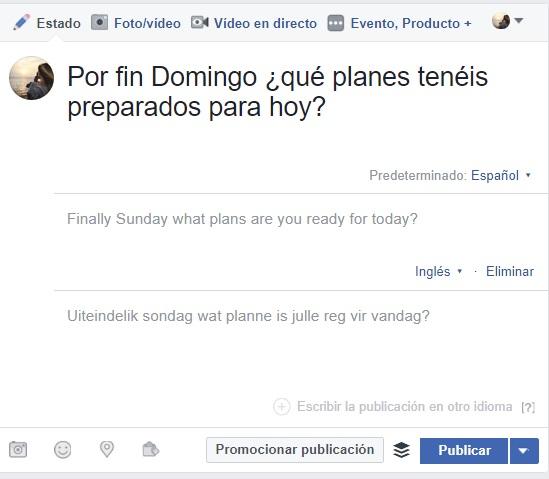 Redes sociales y turismo - Configuración fanpage Facebook
