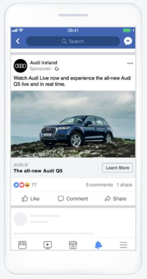 facebook ads cost