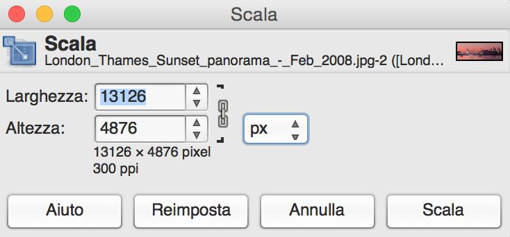 Ottimizzare immagini per la SEO: mantenere le proporzioni con The Gimp