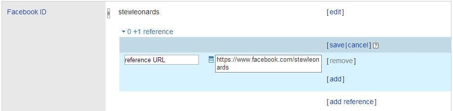wikidata-social-media-profiles