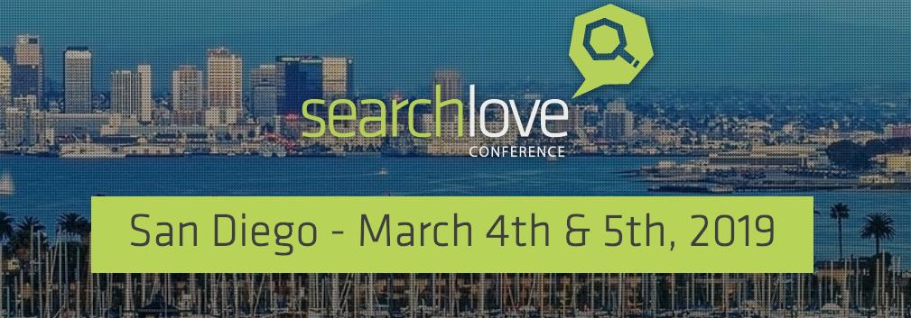 SearchLove San Diego 2019