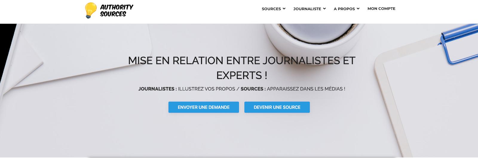 Backlinks : 2. Utilisez les plateformespour répondre aux requêtes des journalistes