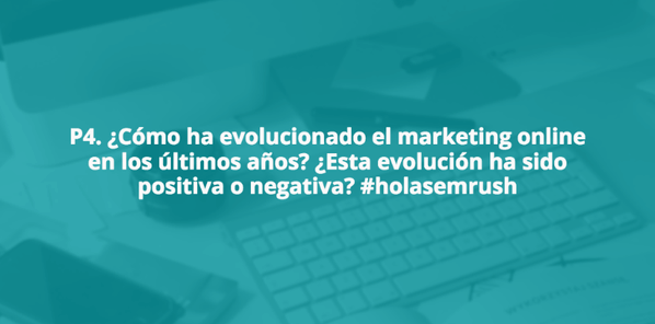 Tendencias de Marketing online Pregunta4