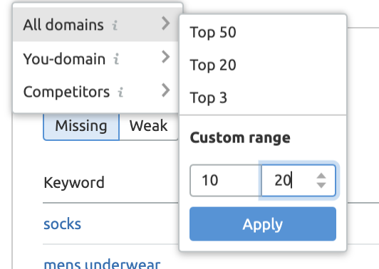 Competitor Analysis: Keywords and Backlinks 画像 6