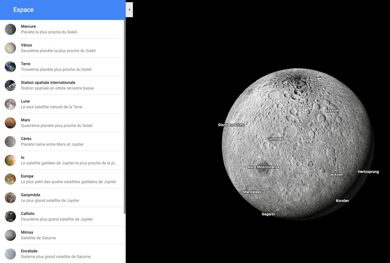 SEMrush tendances et nouveautés du digital - Google Maps espace