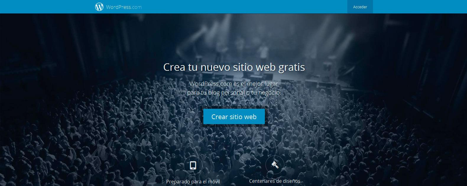 ¿Qué es un blog? - Wordpress.com para crear un blog gratis