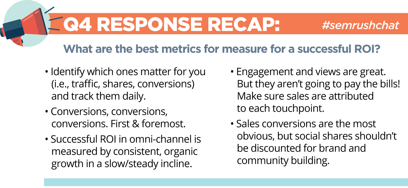 Everything You Need to Know About Omni-Channel Marketing #semrushchat. Image 3
