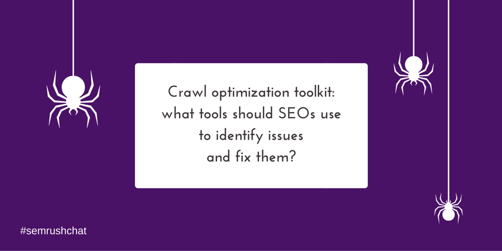 Crawl optimization toolkit