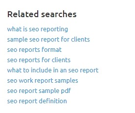 semrush topic research tool related searches relevant content